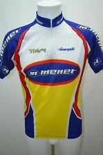 T TEE SHIRT MAILLOT CYCLISME VELO TAILLE 4