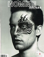 ARENA HOMME PLUS #20 Tenth Ann Issue TOBEY MAGUIRE Mark Gonzales HANNELORE KNUTS