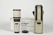 CANON lens 400mm. f. 5.6 L EF USM - Garanzia Tuttofoto.com