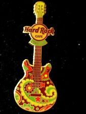 HRC Hard Rock Cafe Berlin Paisley Guitar Series 2008 LE250