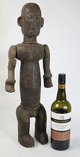 ARTE TRIBALE AFRICANA Luba in piedi antenato Figura con bracci ARTICOLATI