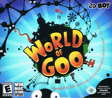 World of Goo (PC/Mac, 2009, 2D Boy)