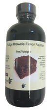 Fudge Brownie Flavor Fountain 4 oz by OliveNation