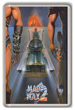 MAD MAX 2 FRIDGE MAGNET IMAN NEVERA