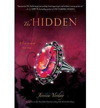 The Hidden by Jessica Verday (2012, Paperback)
