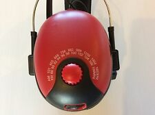 BULLANT SAFETY EARMUFF HEADPHONES AM FM RADIO TUNER FREE SHIPPING AUST WIDE!!
