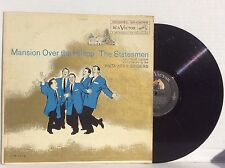 "1960 Hovie Lister & The Statesmen ""Mansion Over the Hilltop"" vinyl LP RCA"