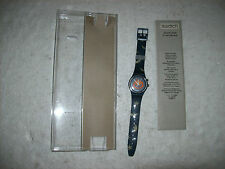 SWATCH Loomi Halloween originale e autentico (1998) Happy Nightmare