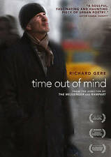 Time Out of Mind (DVD, 2015) SKU 405
