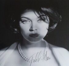 "TODD HIDO 'Woman in Pearls' Silver Meadows 2013 SIGNED Exhibition Poster 12""x16"""