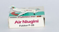Schabak Fokker F-28.4000 Air Niugini - Papua New Guinea in 1:600 scale