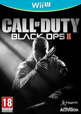 41369/CALL OF DUTY BLACK OPS 2 NINTENDO WIIU WII U NEUF SS BLISTER