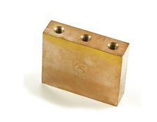 FLOYD ROSE BIG FAT TUNGSTEN SUSTAIN BLOCK 42MM FOR ORIGINAL FLOYD FORGET BRASS!
