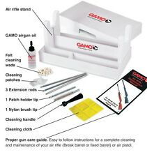 Gamo BSA Air Rifle cleaning kit & Maintenance Centre - rifle stand & oil 177 22