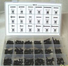 1 Qty-Black Tapping Screw Assortment(6812)