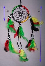 Handmade Tribal  Dream Catchers Wall Decorations Reggae  6Pc Lot  (ENPDC208)