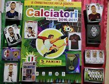 Album Calciatori 2016 2017 panini con SET COMPLETO 745 figurine SOLO X OGGI
