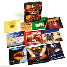 ZZ TOP - The Complete Studio Albums 1970-1990 Box Set - Factory Sealed 10 CDs