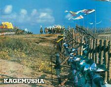 Kagemusha ORIGINAL AH-Foto Akira Kurosawa SAMURAI EPOS