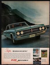 1964 OLDSMOBILE Starfire 2-door HardtopClassic Car Photo AD
