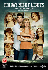 FRIDAY NIGHT LIGHTS - SERIES 3 - DVD - REGION 2 UK