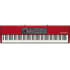 Nord Piano-3 HA-88 Virtual Hammer Action Technology NEW Piano3 HA88 Piano-III
