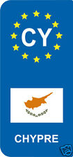 2 Stickers Europe CHYPRE