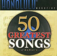 NEW - 50 Greatest Songs of Hawai'i by Various