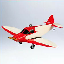 2011 Hallmark SKY'S THE LIMIT #15 Plane Ornament CULVER CADET *Priority Shipping