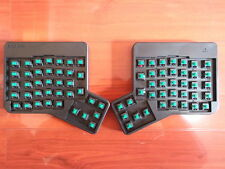 ErgoDox Ergonomic Mechanical Keyboard Cherry MX Green Fully Assembled (NOT Kit)