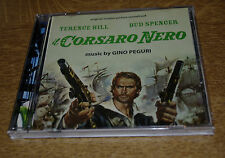 GINO PEGURI  IL CORSARO NERO - TERENCE HILL & BUD SPENCER CD DIGITMOVIES