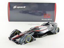 Spark MCLAREN MP4-X 2016 in 1/18 Scale. New Release! In Stock!