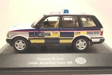 - Police United Kingdom UK - Range Rover 4.6 HSE - 1/43 Polizei Polizia Policia