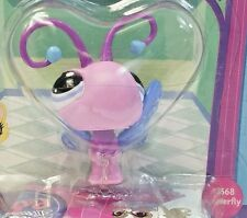 Littlest Pet Shop Bobble in Style Butterfly #3568 New Sealed Package LPS