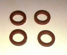 1/4 INCH FIBRE WASHERS FOR MAMOD /  WILESCO STEAM ENGINE SAFETY VALVE OR WHISTLE