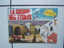 LETRASET  LA GUERRE DES ETOILES  1 / BATTLE AT MOS EISLEY / 1977 NEUF