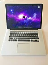 Apple MacBook Pro Retina 2.6Ghz 16GB RAM 750GB SSD i7 15""