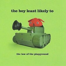 The Boy Least Likely To The Law of the Playground CD