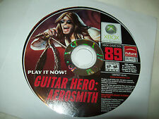 Official Xbox Magazine Demo Disc 89  (Xbox 360, 2008) DEMO DISC  DISC ONLY