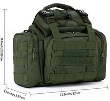 G4Free Utility Tactical Waist Pack Military Molle Assault Pouch Trekking Hiking