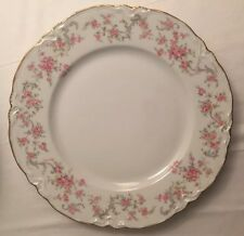 Hutschenreuther Bavaria Germany Chinaware, Richelieu Pattern #:7658 DINNER Plate