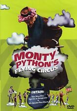 MONTY PYTHON'S FLYING CIRCUS TIME LIFE (Spam & A Fish License) DVD