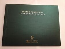 Rolex OYSTER PERPETUAL COSMOGRAPH DAYTONA LIBRETTO (cinese)
