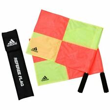 Adidas Japan Football Referee Flag Lines Man 2 flags JH399 Japan F/S