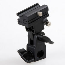 Type B Swivel Hot Shoe Speedlite Flash Mount Umbrella Holder Light Stand Bracket