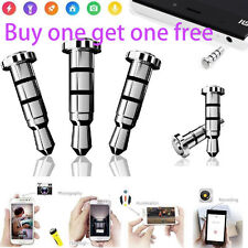 360 Click Button Smart Key Quick Button Dustproof Plug for Mobile Andriod 4.0