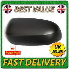 Passenger Left Wing Door Mirror Cover Casing Cap for VAUXHALL CORSA C 2000-2006