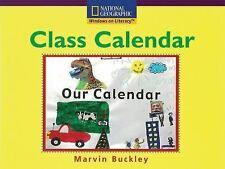 Windows on Literacy Early (Social Studies: HistoryCulture): Class Calendar (Reac