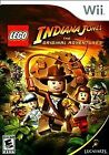 LEGO Indiana Jones: The Original Adventures Nintendo Wii * GOOD CONDITION!