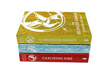 The Hunger Games Trilogy Foil 3 book Edition BRAND NEW BOOK by Suzanne Collins